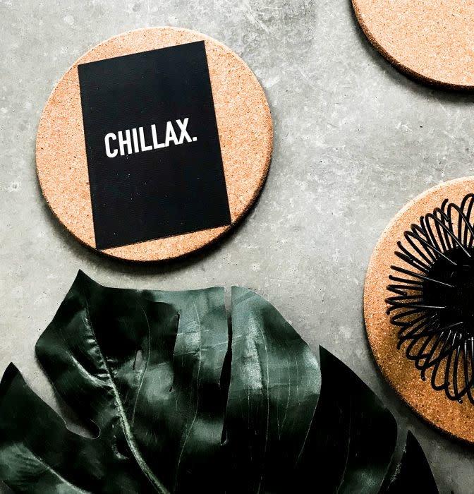 Postkaart Chillax-1