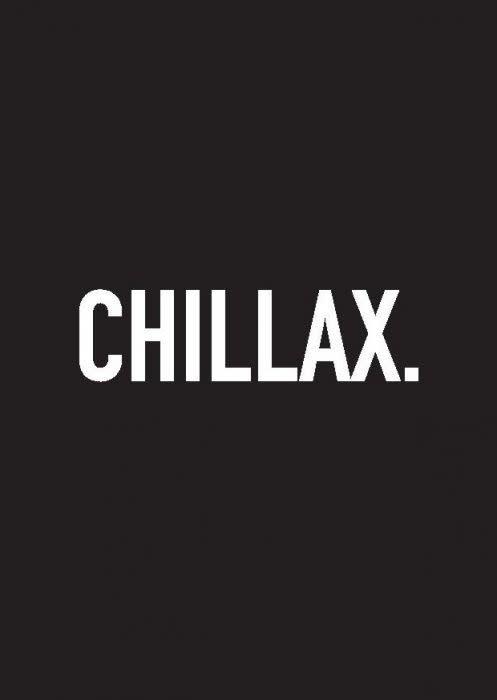 Postkaart Chillax-4