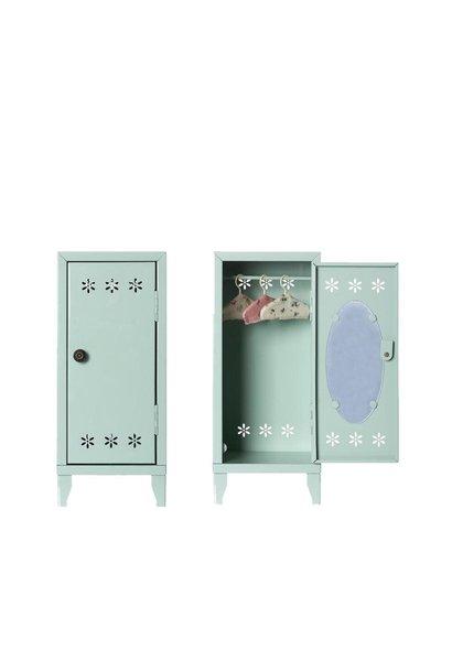Locker w. Three Hangers, Mint