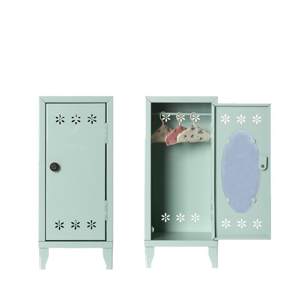 Locker w. Three Hangers, Mint-1