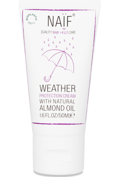 Weather protection cream