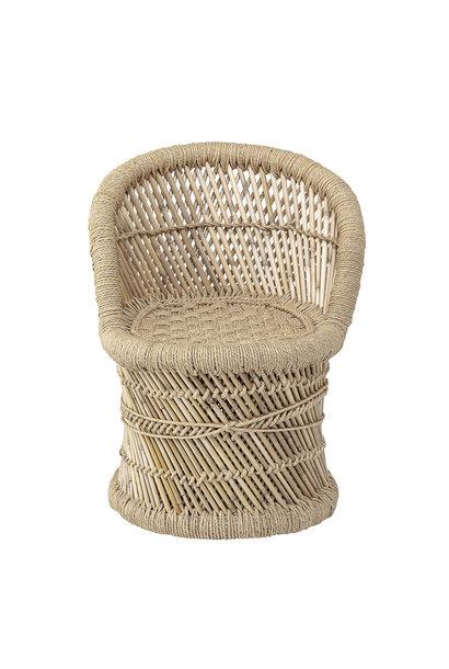 Mini Stoel Bamboe