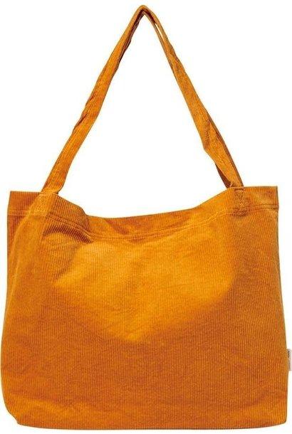 Mom-Bag Rib Orange