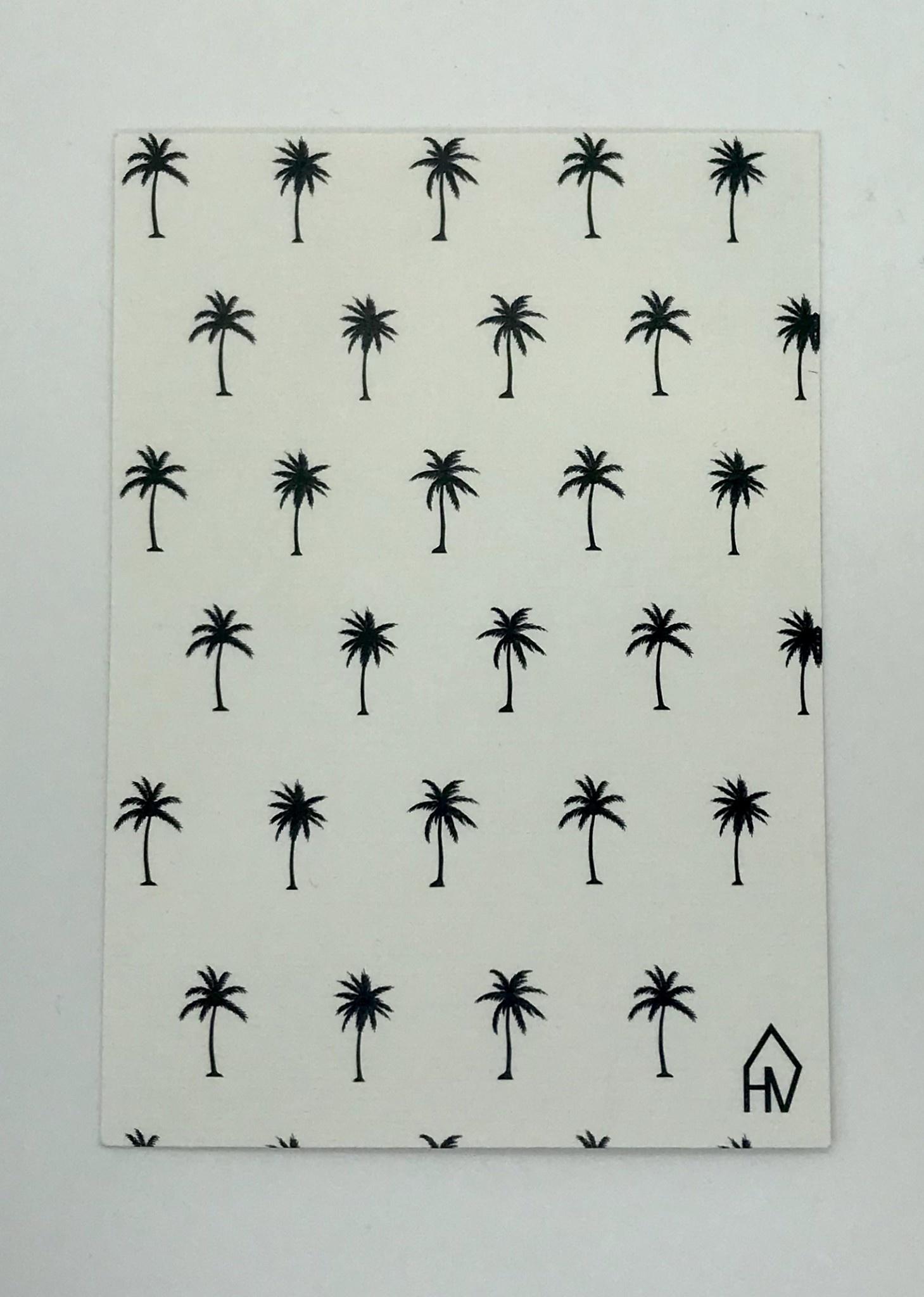 Postkaart Palmbomen-1