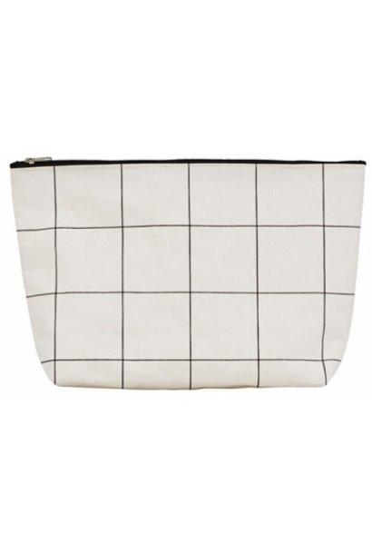 Toiletbag White