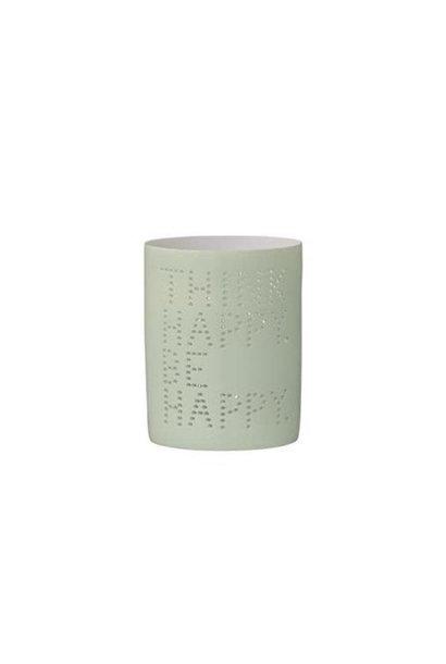 Candleholder Mint
