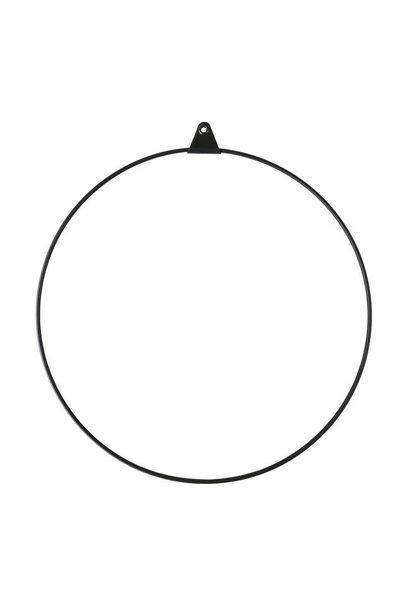 Strups Ring Black Large