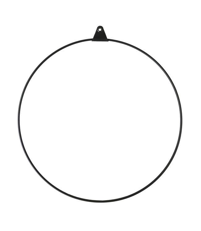Strups Ring Zwart Large-1