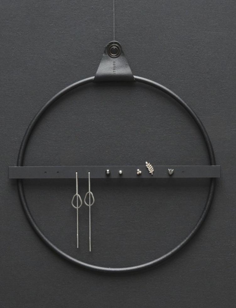Juwelenhouder Zwart Small - Strups-1