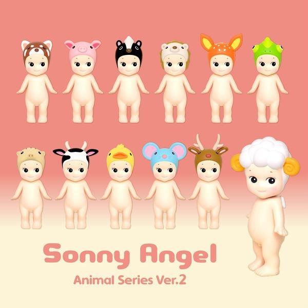 Sonny Angel - Animal Series Versie 2-4