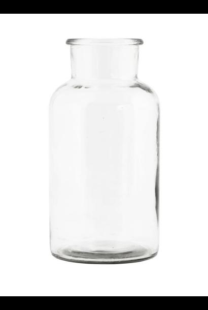 Vaas Jar Transparant - Small