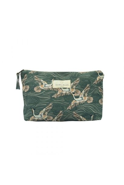 Pouch Olive Green