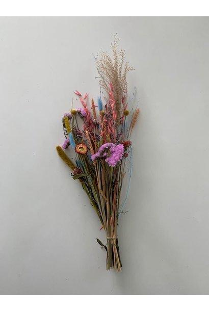 Droogboeket Flower Power - Klein