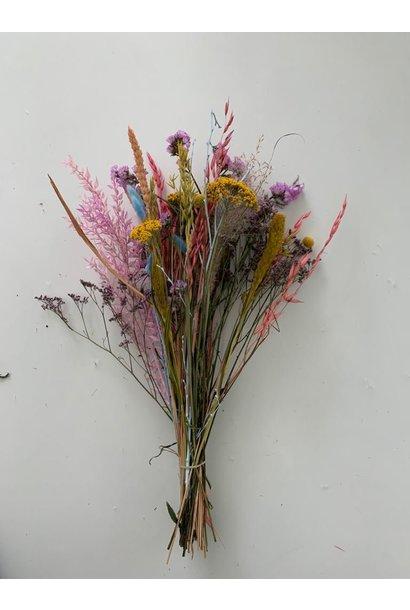 Droogboeket Flower Power - Groot