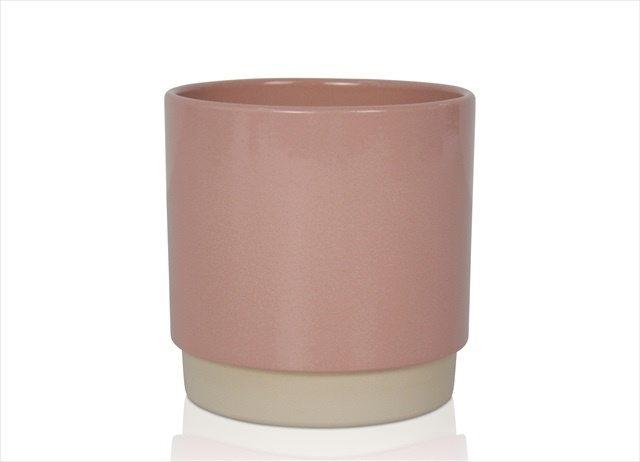 Bloempot Dusty Pink - Medium-1