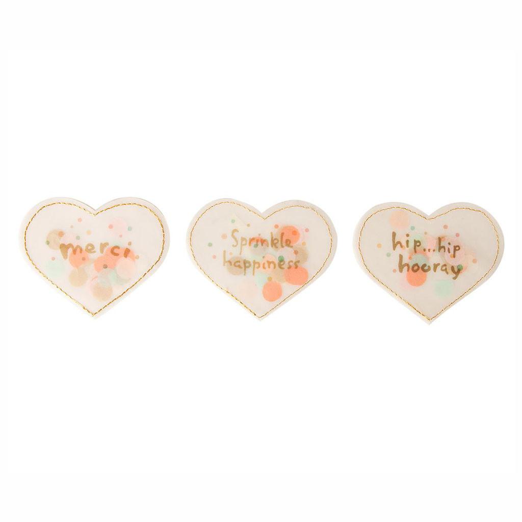 Confetti Hart 'Hip Hip Hooray'-1