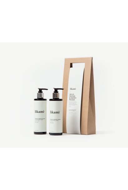 Duo Hand & Body Wash
