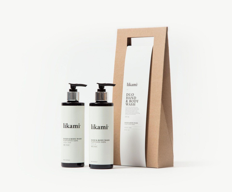 Duo Hand & Body Wash - Likami-1