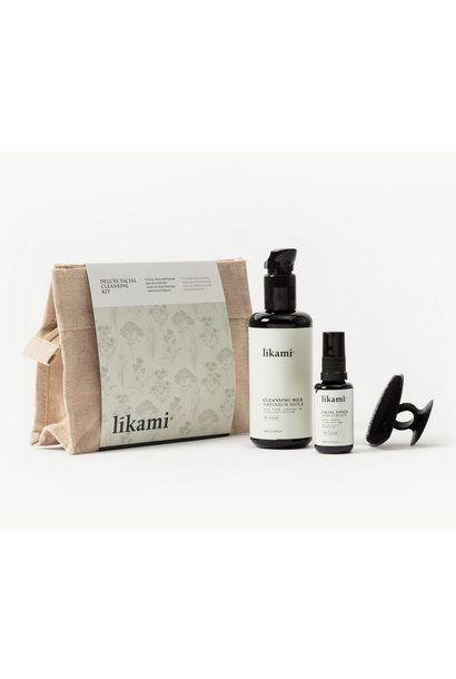 Deluxe Facial Cleansing Kit