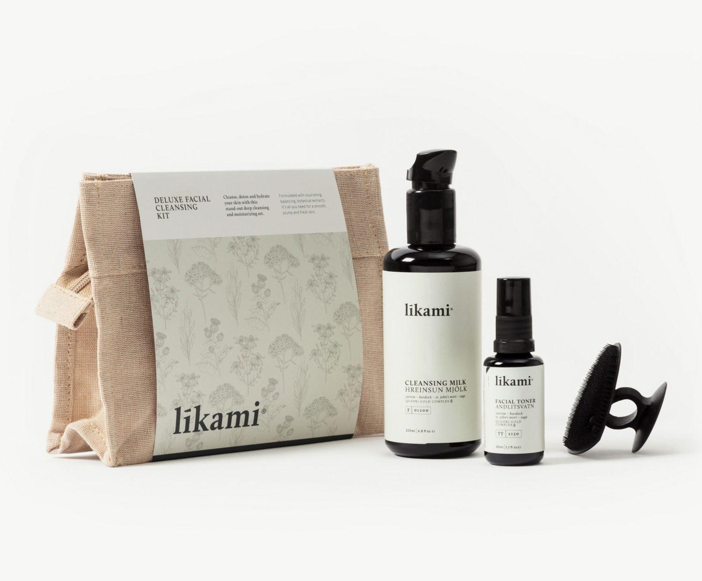 Deluxe Facial Cleansing Kit - Likami-1