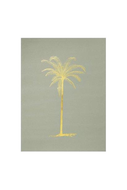 Poster Palmtree