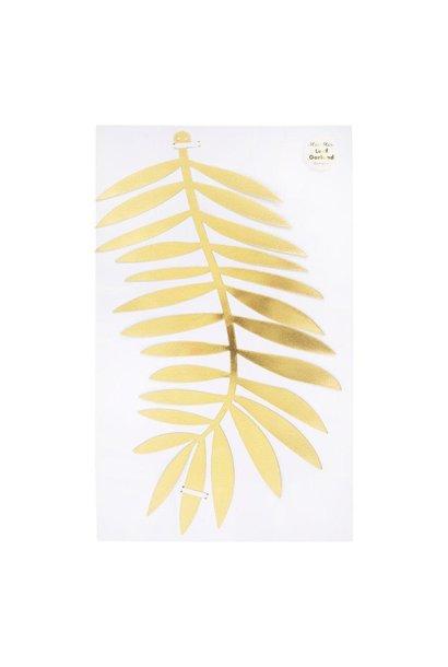 Leaf Garland Gold