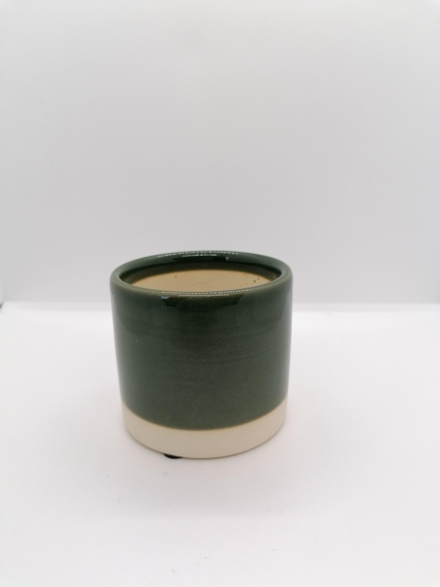 Bloempotje Groen-1
