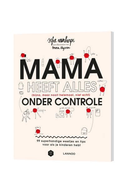 Book - Mommy Has Everything Under Control