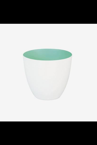 Tea Light Holder Small Pastel Mint