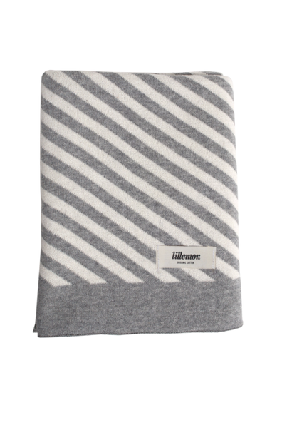 Blanket Stripes / Grey