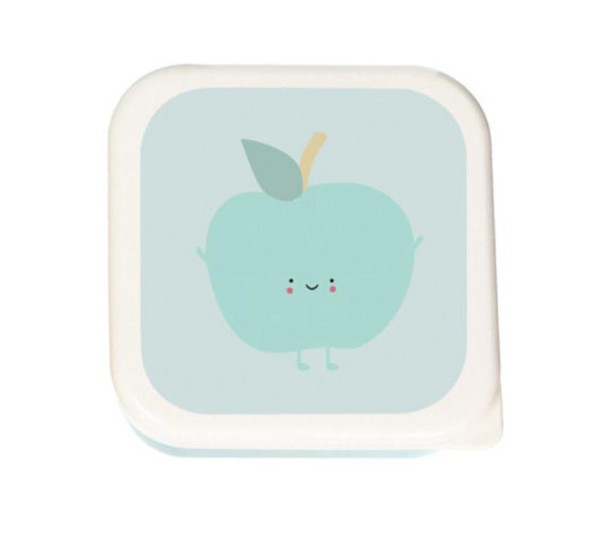 Fruit Lunchbox set van 3-3