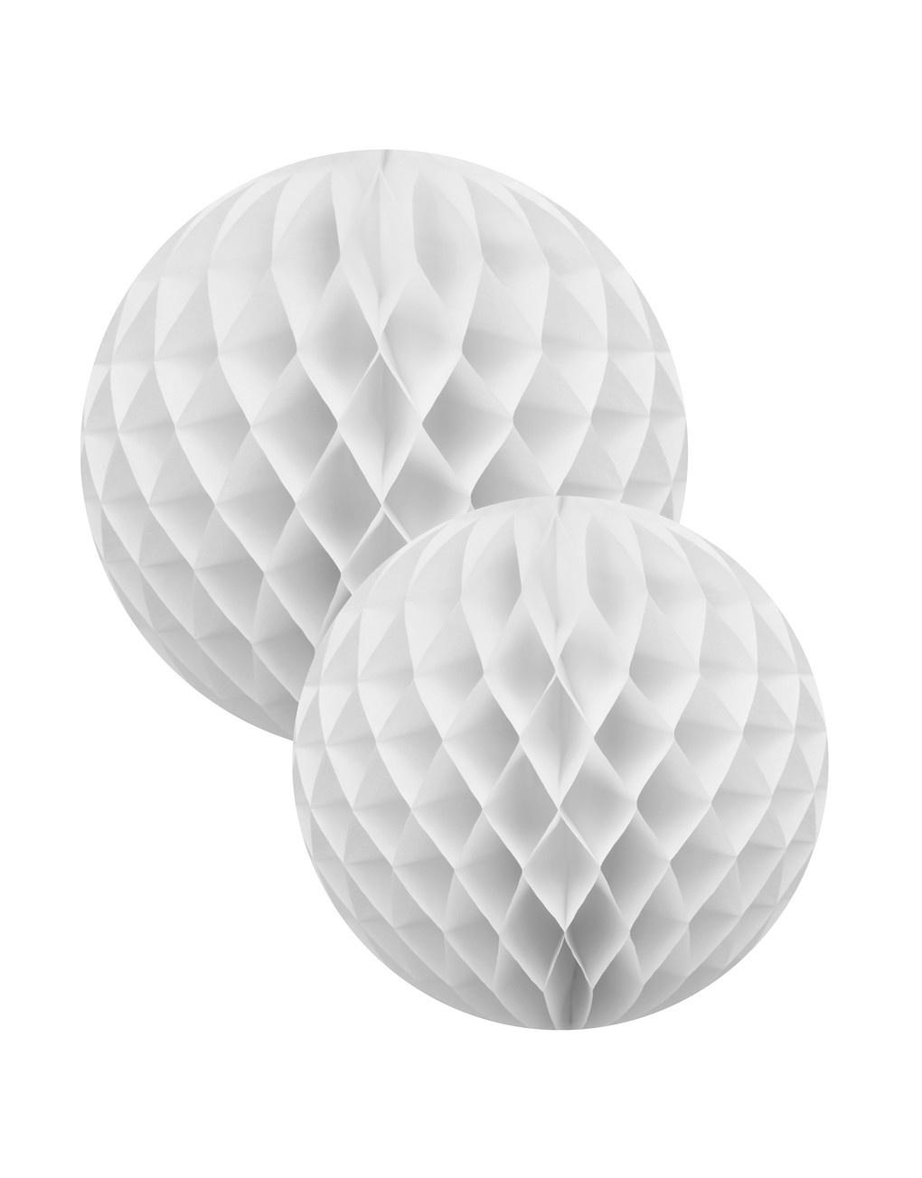 Honingraat Ballen Wit-1
