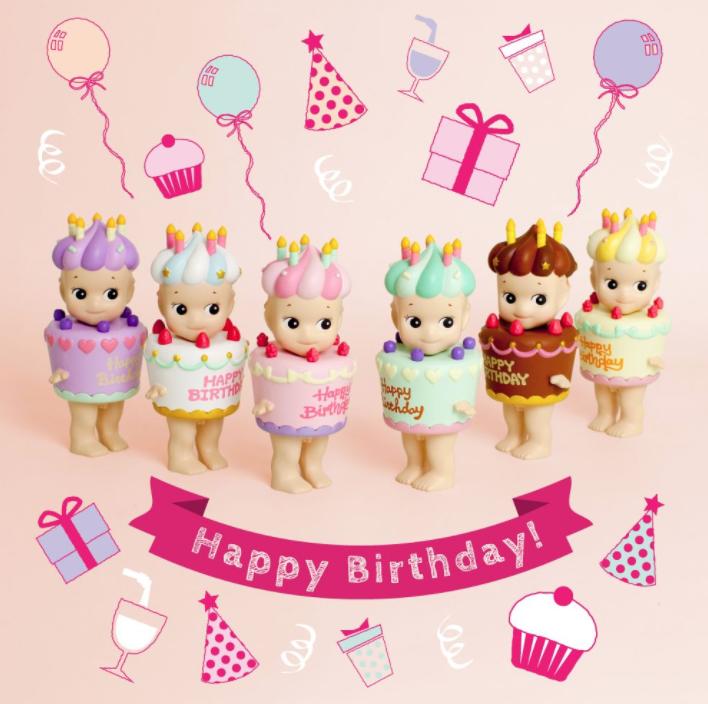 Sonny Angel - Happy Birthday Series-3