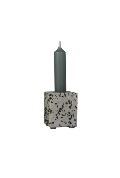 Candle Holder Terrazzo - Klein