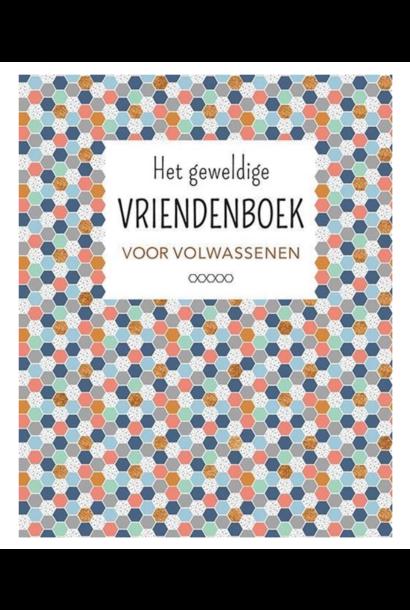 Het geweldige vriendenboek voor volwassenen