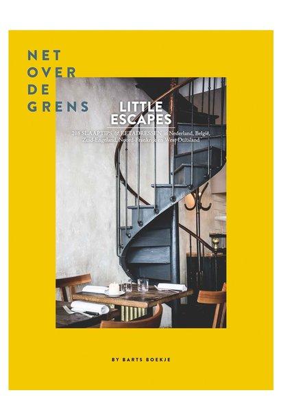 Boek - Little Escapes 208 Slaaptips & Eetadressen Net Over De Grens