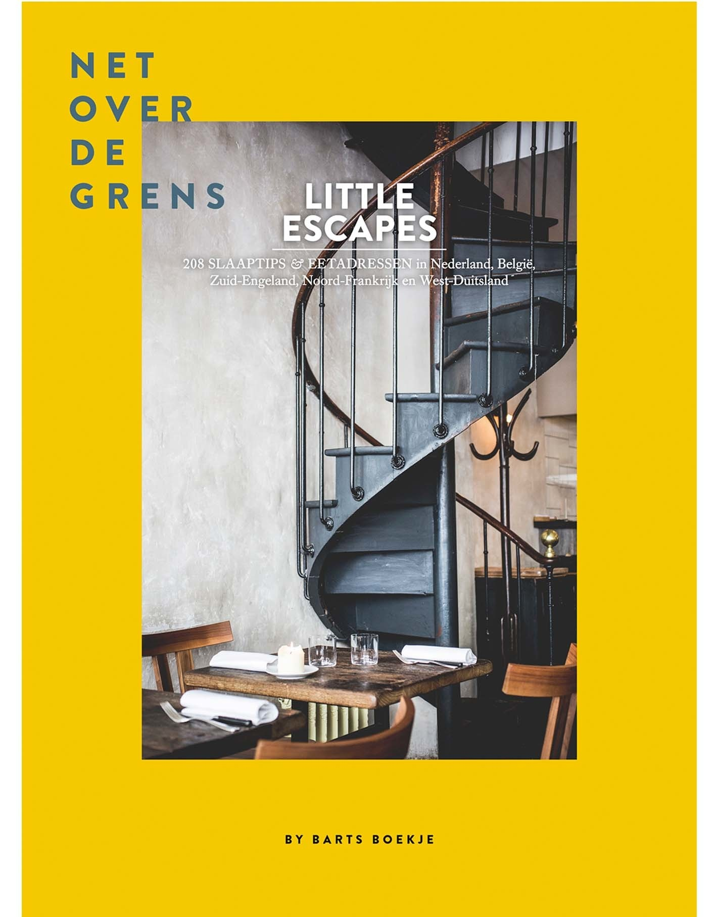 Little Escapes - 208 Slaaptips & Eetadressen Net Over De Grens-1