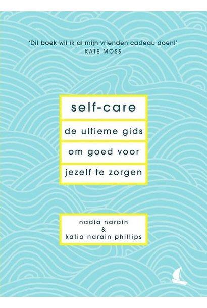 Book - Self-care. De Ultieme Gids Om Goed Voor Jezelf Te Zorgen