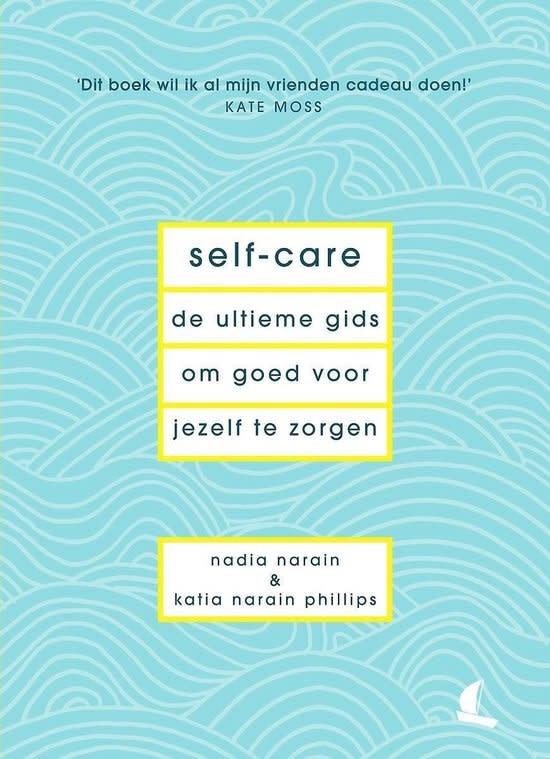 Boek - Self-Care  De Ultieme Gids Om Goed Voor Jezelf Te Zorgen - Spectrum-1