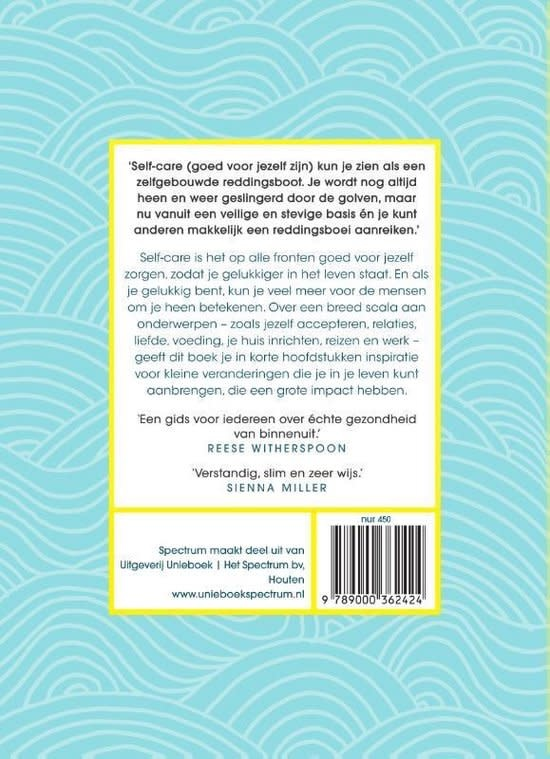 Boek - Self-Care  De Ultieme Gids Om Goed Voor Jezelf Te Zorgen - Spectrum-2