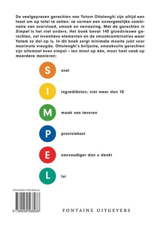 Boek - Simpel - Fontaine-2