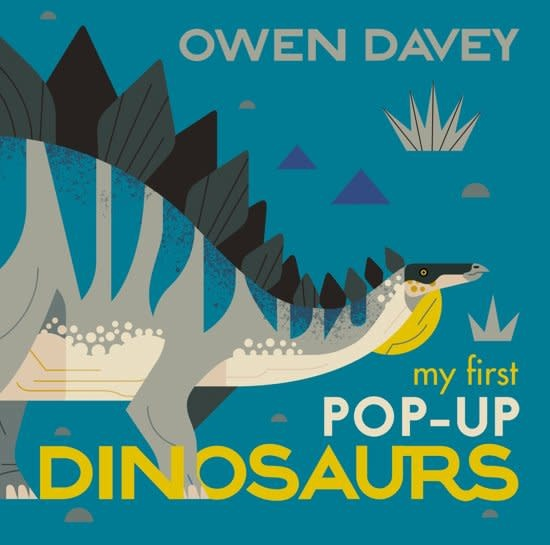 Pop-Up Dinosaurussen - Owen Davey-1