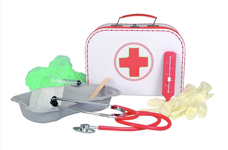 Dokterskoffer met accessoires - Atelier Olala-1