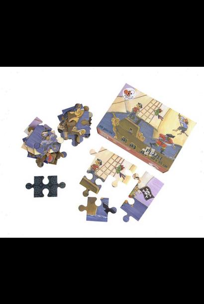 Piraten Puzzel