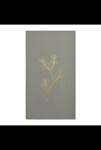 Olive Green napkins