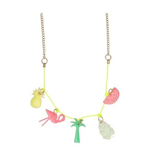 Tropische Halsketting-2
