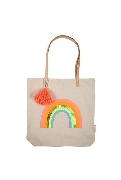 Tote Bag Regenboog