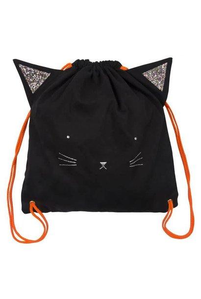 Black Cat Backpak
