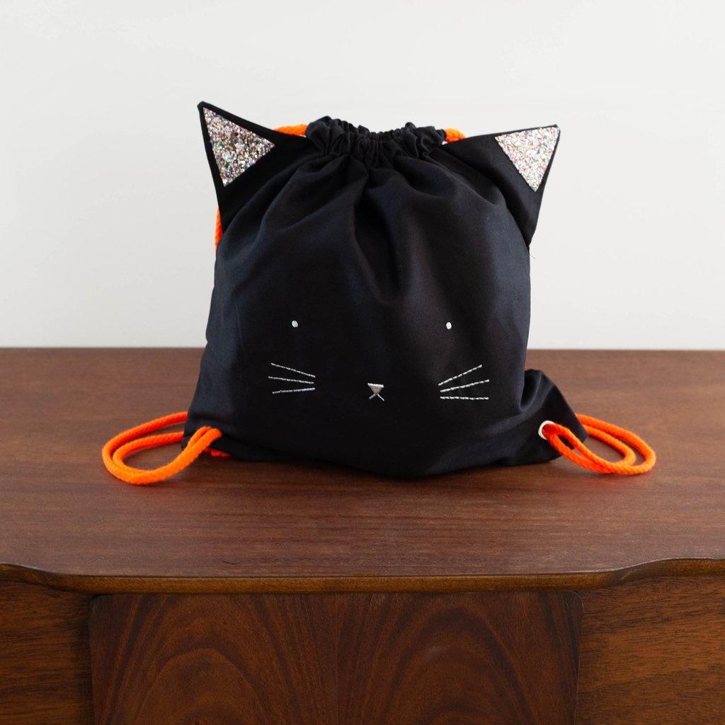 Rugzak Zwarte Kat - Meri Meri-2