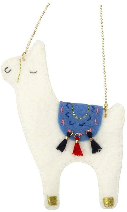 Halsketting Lama-1